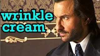 Saif Ali Khan was offered to endorse a wrinkle cream brand - ZOOMDEKHO