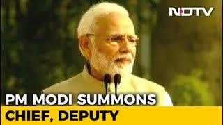 PM Modi Intervenes In Big CBI War, Summons Top Two Officers - NDTV