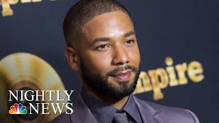 Jussie Smollett's 'Empire' Character Removed From Final Two Episodes | NBC Nightly News - NBCNEWS