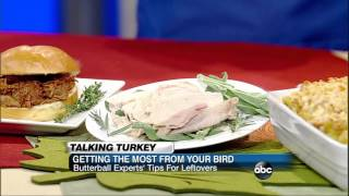 Holiday Leftovers with a Twist | ABC News - ABCNEWS