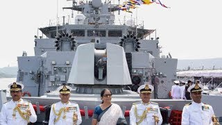 Indian Navy gets anti-submarine warfare INS Kiltan - TIMESOFINDIACHANNEL