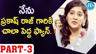 Celebrity Stylist Priyanka & Actress Chandini Interview Part #3 | Celeb Life Styles With Deeksha Sid - IDREAMMOVIES