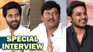 Tholu Bommalata Movie Team Special Interview   Rajendra Prasad, Vishwant Duddumpudi - TFPC