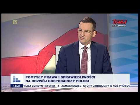 Mateusz Morawiecki o Polsce wg PiS