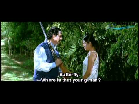 Meera & Vijay (Romantic scene)   Vaana   Telugu Movie scene