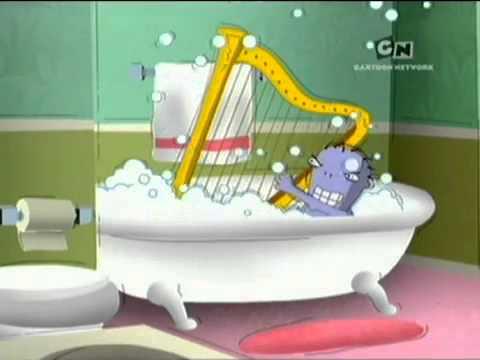 Bliźniaki Cramp- wojna o harfe