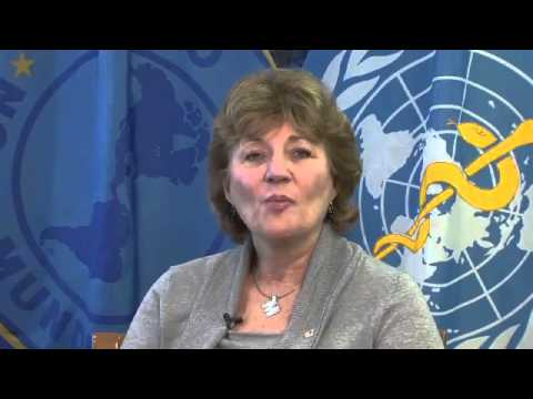 WorldLeadersTV - Dr. Mirta Roses, PAHO's Director, VI Summit of the Americas