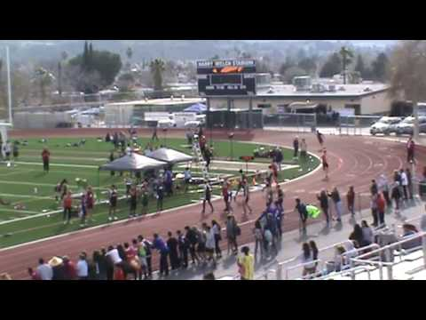 SCV Invitational: Boys 4 x 400