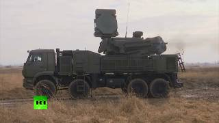 Russian anti-aircraft complex Pantsir-S1 will leave air intruders 'without pants, sir' - RUSSIATODAY