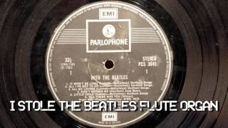 Royalty Free :I Stole the Beatles Flute Organ