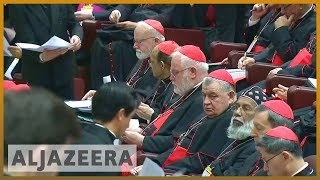 🇮🇹 Catholic priests' sex abuse victims dismiss pope's action plan l Al Jazeera English - ALJAZEERAENGLISH