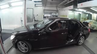 Кузовной ремонт. Покраска автомобилей. Honda C-RV, Reno Fluence, Mercedes E-200