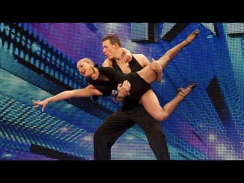 Ballroom dancers Kai and Natalia - Britain's Got Talent 2012 audition - International version