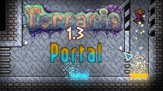 Terraria 1.3.0.8 Прохождение карт: Портал #1