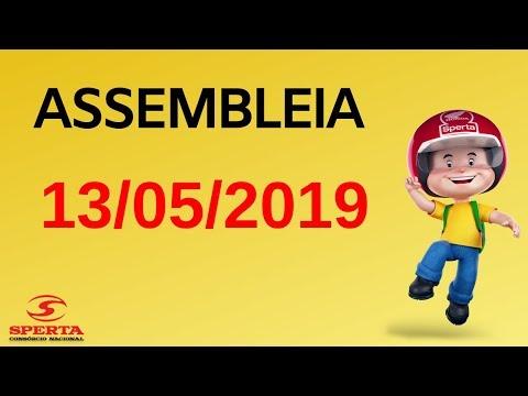 Sperta Consórcio - Assembleia - 13/05/2019