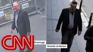 Saudi operative dressed as Khashoggi, Turkish source says - CNN