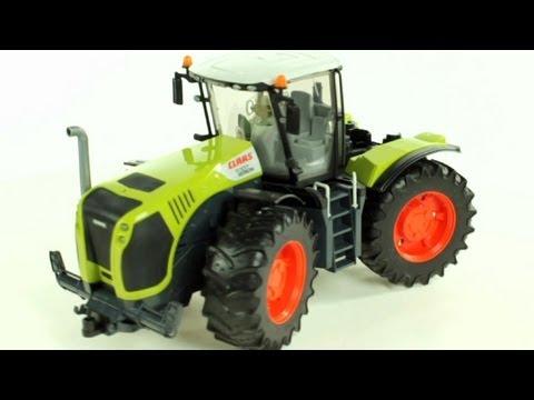 Claas Xerion 5000 Tractor Muffin Songs' Oyuncakları Tanıyalım