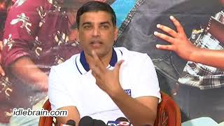 Dil Raju press meet about MCA - idlebrain.com - IDLEBRAINLIVE