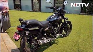 2018 Bajaj Avenger Street 180 Review - NDTV