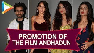 Check Out: many celebs at the screening of ANDHADUN - HUNGAMA