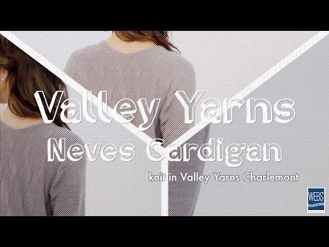 Valley Yarns Neves Cardigan