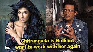 "Jimmy Praises Chitrangada: ""She's Brilliant, I want to work with her again"" - IANSINDIA"