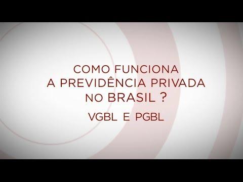 Como funciona a previdência privada no Brasil? VGBL e PGBL