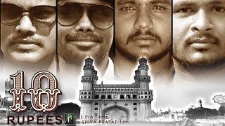 10 Rupees Telugu Comedy Short Film 2017 with Eng Sub | Ajay Babu | AS Pro Filmz | by Shiva Pratap - YOUTUBE