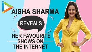 Aisha Sharma on Breaking Bad, Sacred Games & the RISE of DIGITAL platforms!!! - HUNGAMA