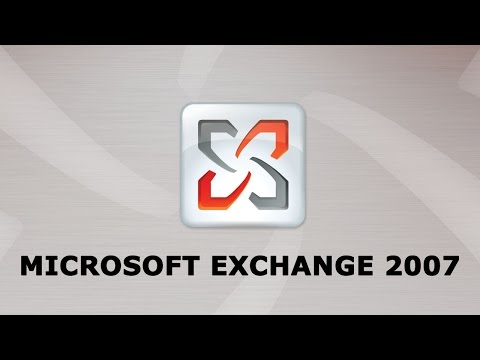 Installing Exchange Server 2007 Enterprise Edition