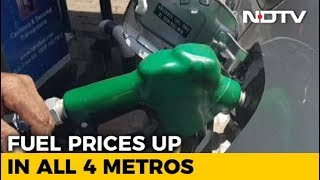 Petrol Prices Rise Above Rs 90 Per Litre In 11 Cities - NDTV