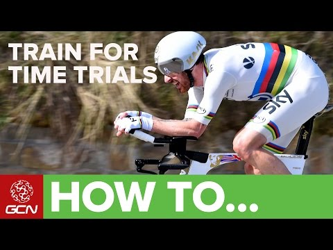 How To Train For Time Trials – Time Trial Like A Pro