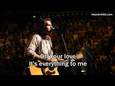 Love So High - Hillsong Live (New 2012 DVD Album Cornerstone) Lyrics (Best Worship Song)