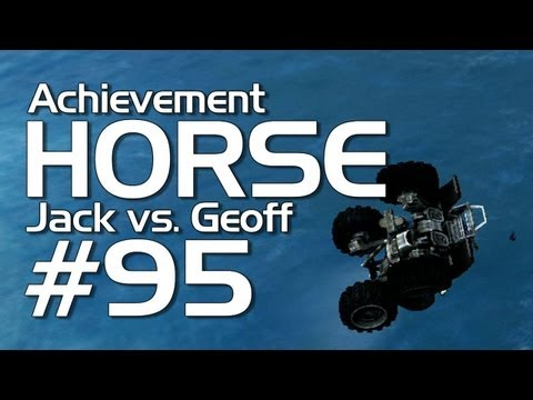 Halo: Reach - Achievement HORSE #95 (Jack vs. Geoff)