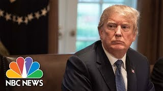 Watch Live: Trump makes first appearance since canceling N. Korea summit - NBCNEWS