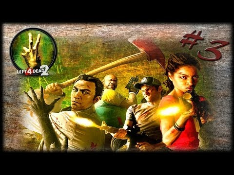 Left 4 Dead 2 - #3 Shopping da morte.