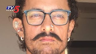 Aamir Khan Gets His Ear And Nose Piercing Over Thugs of Hindostan Movie