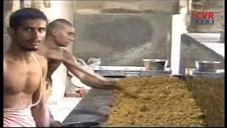 Record sale of 5.13 lakh laddus at Tirumala temple on Sunday   CVR News - CVRNEWSOFFICIAL