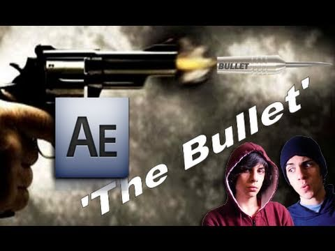 AFTER EFFECTS - Tutorial Effetto The Bullet