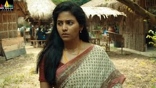 Sindhubaadh Movie Anjali Escaping from Villains | 2019 Latest Movie Scenes | Sri Balaji Video - SRIBALAJIMOVIES