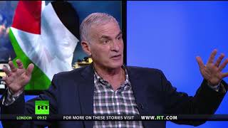 Gaza on the Brink: Norman Finkelstein on Israeli forces targeting Palestinian civilians - RUSSIATODAY
