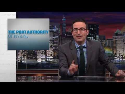 Last Week Tonight with John Oliver: New York's Port Authority (HBO)