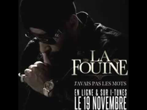 LA FOUINE - J'avais pas les mots -44lrzV6UT2g
