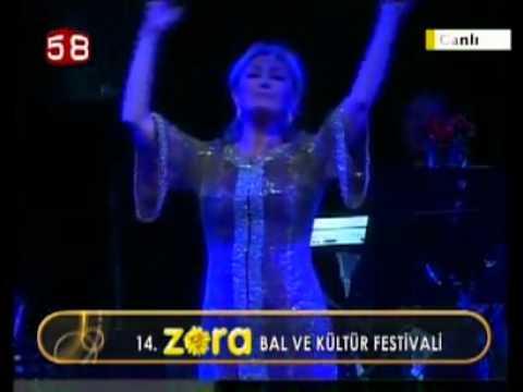 Muazzez Ersoy   Zara Konseri   Sivasın yollarına