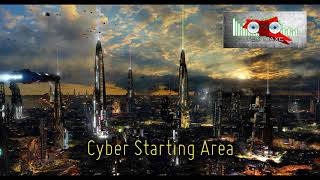 Royalty FreeBackground:Cyber Starting Area