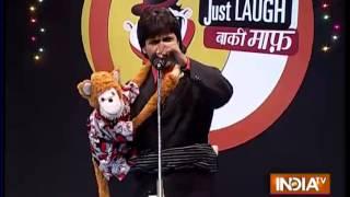 Just Laugh Baki Maaf: Raja and Rancho Hilarious Comedy - 3 - INDIATV