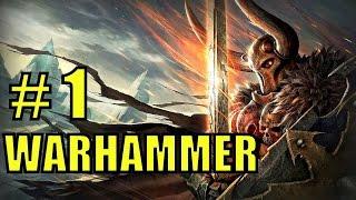 WARHAMMER TOTAL WAR  Вердикт Хаосу!  часть 1