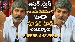 Jagapati Babu Superb Answers To Media Questions | Jagapati Babu Interacting With Media | TFPC - TFPC
