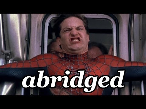 Spider-Man Trilogy: Abridged!