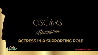 Oscar Nomination best actress in supporting role | Bolly Quickie - ZOOMDEKHO